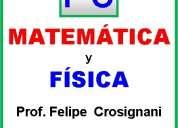 Clases de matemÁtica y fÍsica 099.283.562 en maldonado p. del e.
