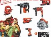 Hasta agotar stock, todas las herramientas black & decker al costo. www.multicosas.com.uy