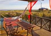 La paloma alquiler de casa frente al mar , ubicación privilegiada , vista panoramica