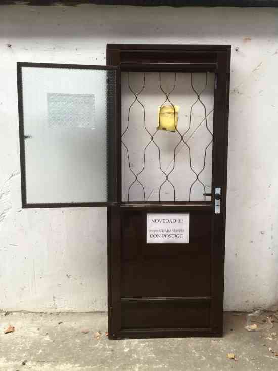 Fotos de puertas de chapa plegada montevideo capital hogar jardin muebles colon - Muebles de chapa ...