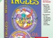 Libros de ingles, precios increibles! consultenos!