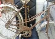 Vendo bicicleta con mas de 50 años por antiguedad vale tan solo 1mil