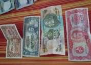 Se venden billetes antiguos en buen estado!!