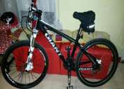 Vendo giant xtc advanced 3 de carbono