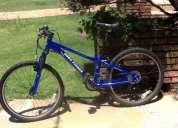 Vendo bicicleta gary fisher rodado 24