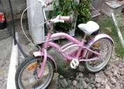 Vendo bicicleta jazz de niña rodado 16
