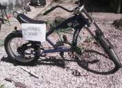 Vendo bicicleta chopera, buen precio