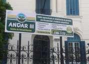 Centro residencial especializado en rehabilitacion- centro andar  mas de 25 aÑos al servicio de ud.