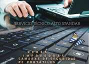 Tecnico reparacion pc, notebook y redes a domicilio