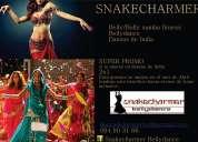 Clases de bellydance y danzas de india
