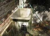 Vendo pileta de hormigón para lavar o decorar jardín