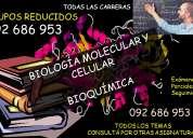Clases particulares de bioquímica 092 686 953