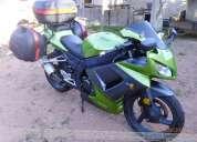 Vendo moto winner mach 1   250 cc