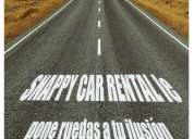 Sr Empresario ¡No distraiga su capital! Consulte convenios corporativos en Snappy Car Rental