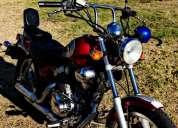 Vendo moto keeway supershadow 250 nueva 20.000 km