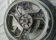 Vendo ruedas de pollerita
