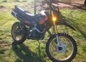 Vendo moto comet 250 en duro