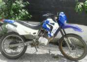 Se vende moto del año 2012