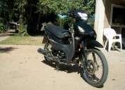 Moto yumbo city, 125cc, 2013 exelente estado!!!