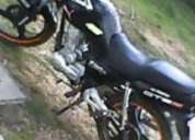 Una moto yumbo año 2010