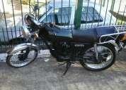 de moto baccio 150 año 2007