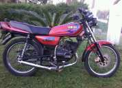 Vendo yamaha rx 115...