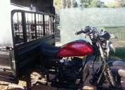 moto yumbo cargo motor 150 impecable al dia patente libreta funcionando impecable furgon