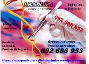 Clases particulares de bioquímica 092 686 953 bioquimica para todas las facultades 092686953
