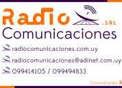 Reparación, venta y alquiler radiocomunicaciones srl