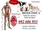 Profesor particular de bioquimica 092 686 953 clases de bioquimica