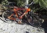 bicicleta gt agressor
