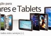 Reparación de celulares y tablets android.