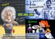 092 686 953 clases particulares de matematica fisica quimica 092 686 953