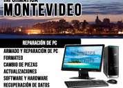 Computadoras, laptops, notebook, reparacion de computadoras a domicilio