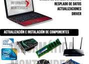 reparacion de redes, arreglo de cableados, servicio tecnico