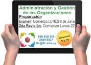 Administración y gestión de las organizaciones examen segunda revisión facultad ciencias económi