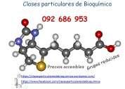 Medicina clases particulares  facultades 0992590626 bioquimica quimica fisica
