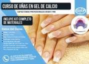 Curso de uñas en gel gnp con lampara led