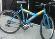 Vendo bicicleta zeta con cambio