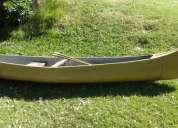 Vendo canoa para 3 personas