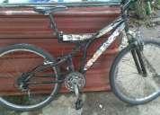 Vendo bici con mucho uso