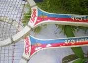 Vendo raquetas profecionales