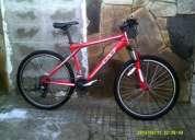 Vendo bicicleta gt palomar r 26..no trek..no scott