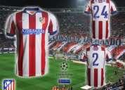 Vendo camiseta atletico madrid 2015 nike original