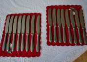 Vendo cuchillos antiguos