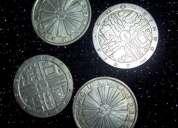 Vendo moneda de mil fao de plata