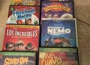 Vendo películas para niños originales