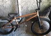 Vendo bicicleta bmx slammer 2014