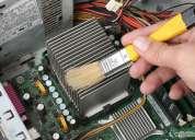 servicio tecnico reparacion pc computadoras notebooks en minas a domicilio