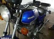 Honda cb 400 japonesa